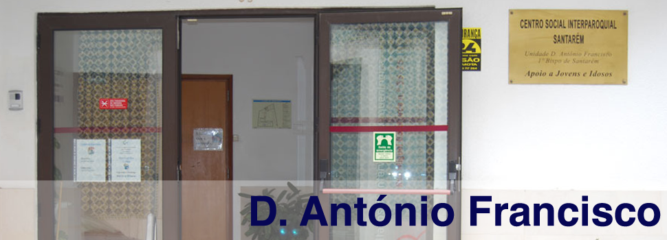 D. António Francisco